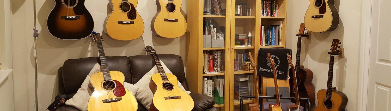 John's Guitar Site